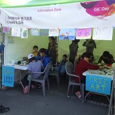 CREATE and GIFT at GIC Day