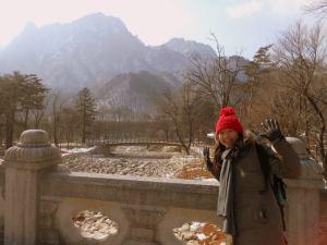 Seoraksan, the most beautiful place in Korea