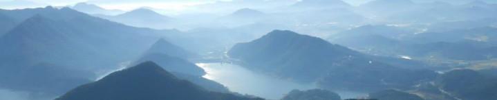 Chowulsan Mountain in Damyang