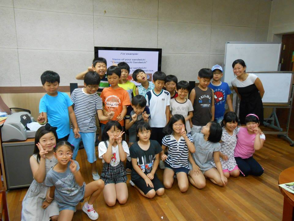 Teaching English in a Korean Public Elementary School ...