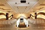 Modern wedding hall