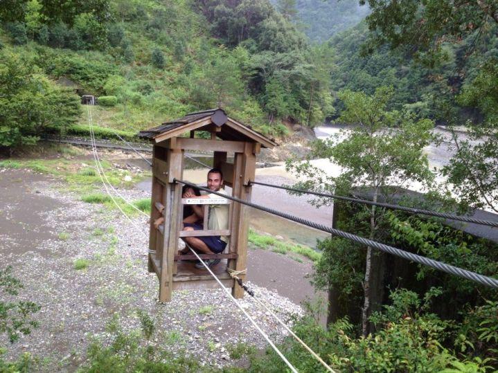 Nara, Japan Monkey Box