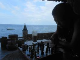 Chess in Bali