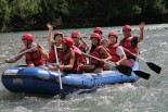 White Water Rafting at the Kiulu River