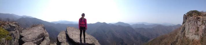Mudeung Mountain National Park