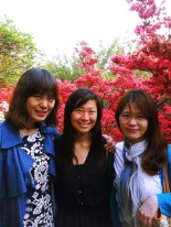 Yumi, me and Vora