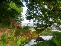 Lovely scenery in Wanju