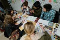 Sharing art and encouraging creativity