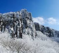 Mudeung Mountain is perfect every season