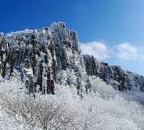 Mudeung Mountain is perfect every season