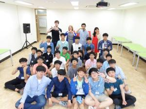 Recently facilitated English Immersion Camp. What a fun week!