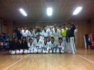 Gwangju taekwondo