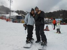 Snowboarding for 30,000 won including resort hotel thanks to InKAS!