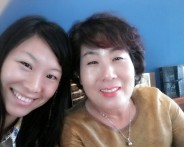 My aunt!