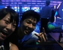 Bowling with Heechang
