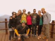 Jirisan Hike. We had an adventure getting there...