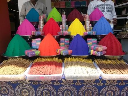 Indian Paint Powder