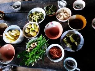 Organic thai food
