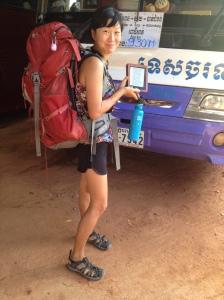 budget travel gear