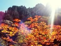 Seoraksan in Autumn