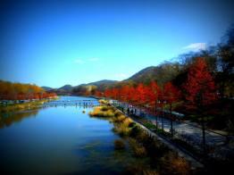 Damyang, Korea