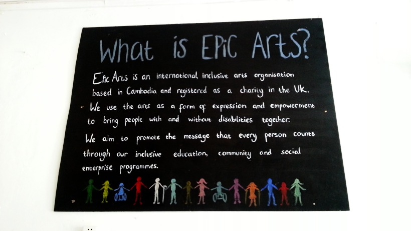 Epic Arts Cafe, Kampot Cambodia