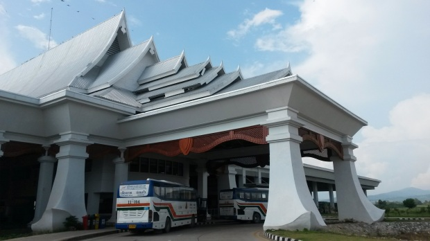 Thailand laos border