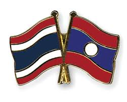 Thailand Laos border crossing
