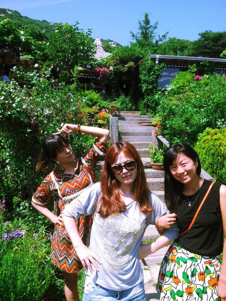 korean birth family