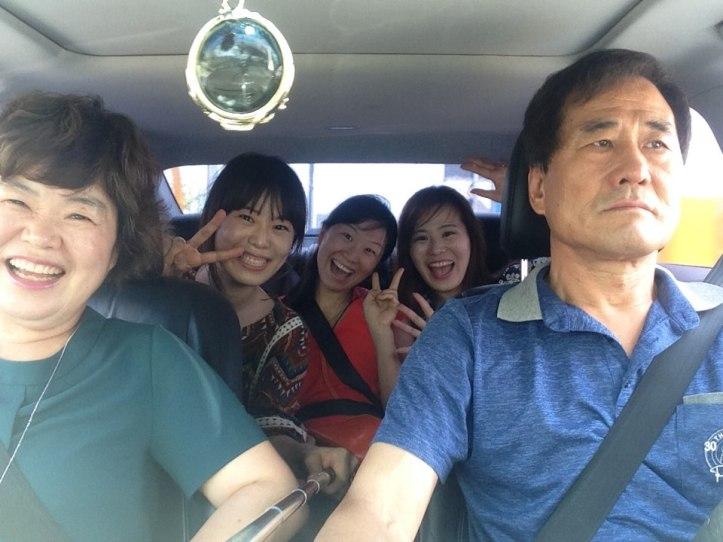 trip to ganghwa island, korea