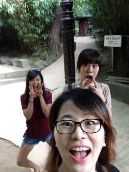 Korean birth sisters