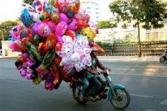 balloons vietnam