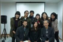 Love the Gwangju International Center!