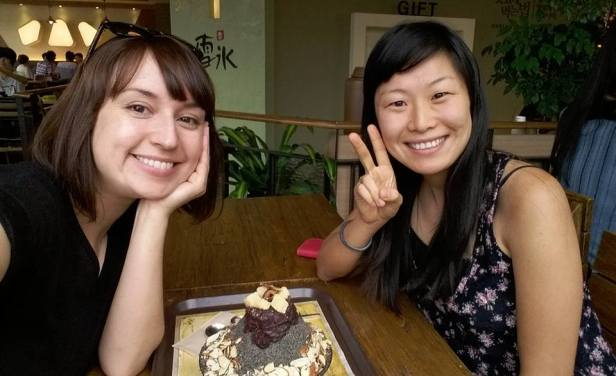 Patbingsu with Jenny Mae