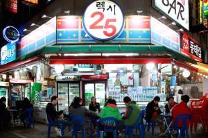 korea drinks