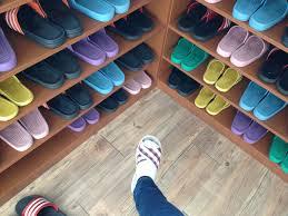 korea school slippers