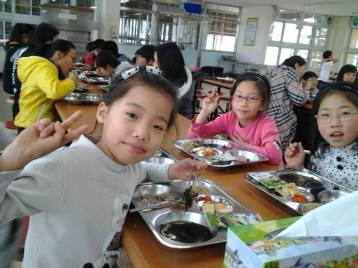 school lunch south korea