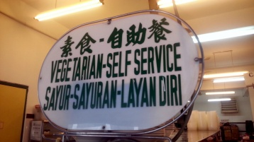 vegetarian buffet penang malaysia