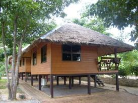Private bungalow at Faasaai Resort