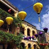 Hoi An Lanterns, Vietnam