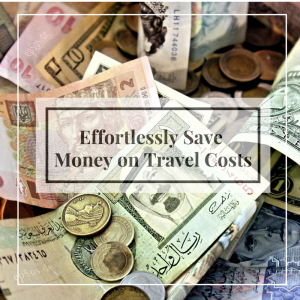 save money on travel costs