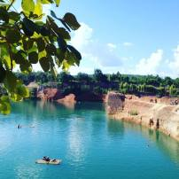 Grand Canyon of Chiang Mai. Cliff jumping!