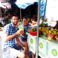 Food stall hopping with Thao in Nha Trang Vietnam