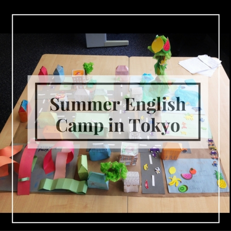 English Camp in Tokyo