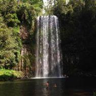 Milla Milla Falls - near Bood's Home