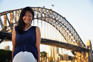 Lianne Sydney Habour Bridge