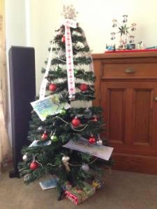 Tiny Christmas Tree in Sydney