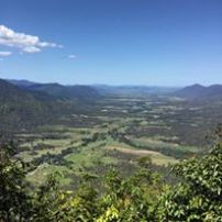 Eungella national park lookout