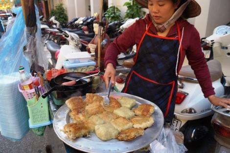 Hanoi local food