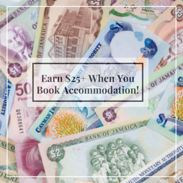 Earn money when you book accommodation with Booking.com